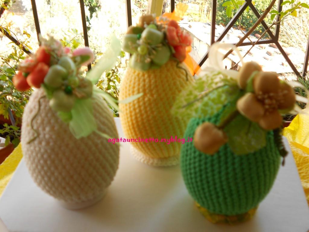 Idee All Uncinetto Per Pasqua Raccolta Di Idee Per Pasqua All